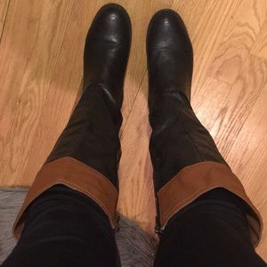 Shoes - Two tone boots